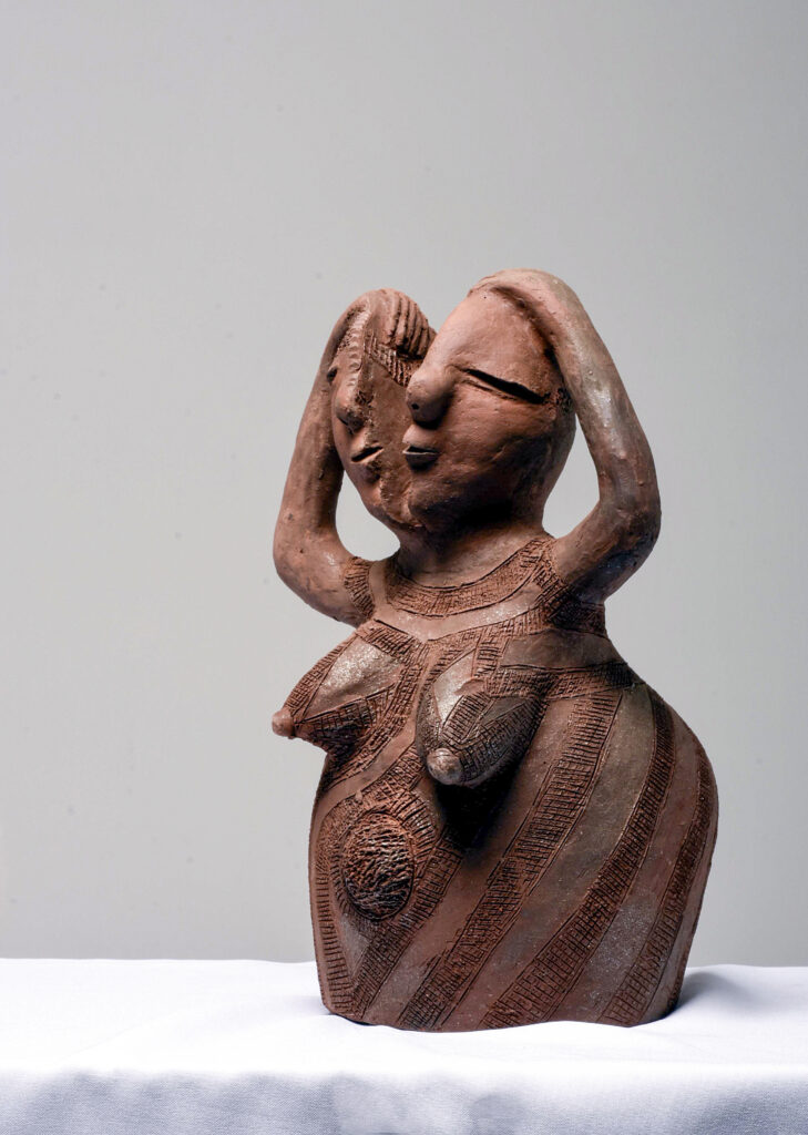 Reinata Sadimba, Sans titre, 2019