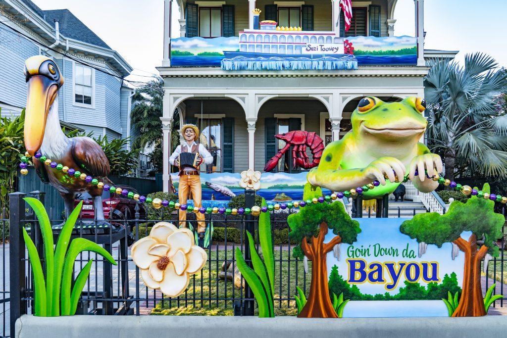 Goin Down Da Bayou