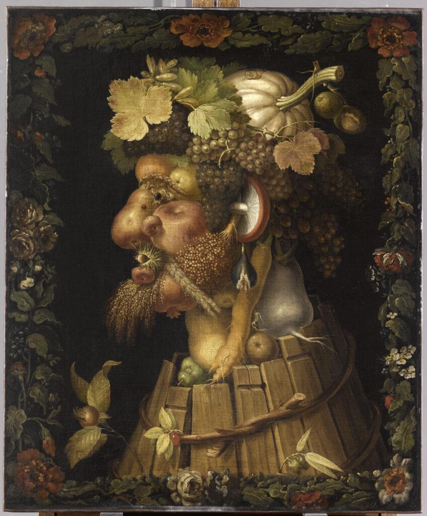 L'Automne, Arcimboldo, 1573