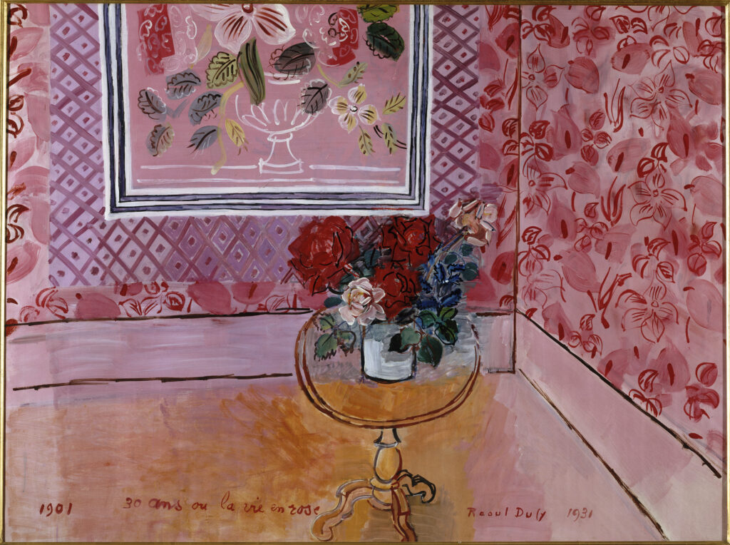 Raoul Dufy, 30 ans ou la vie en rose, 1901