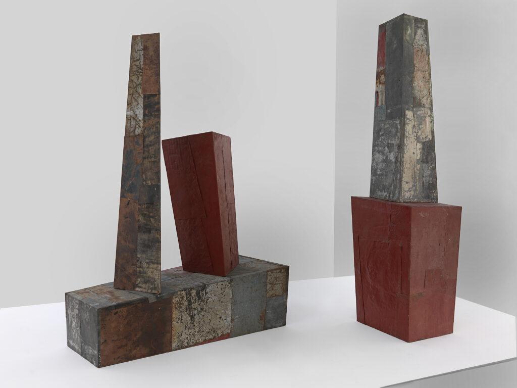 Mathias Goeritz, Pyramides mexicaines, 1959