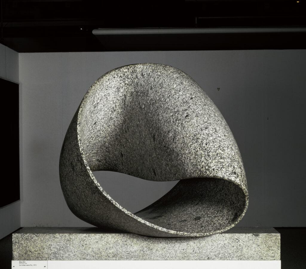 Max Bill, Unendliche Schleife, version IV, 1960-1961