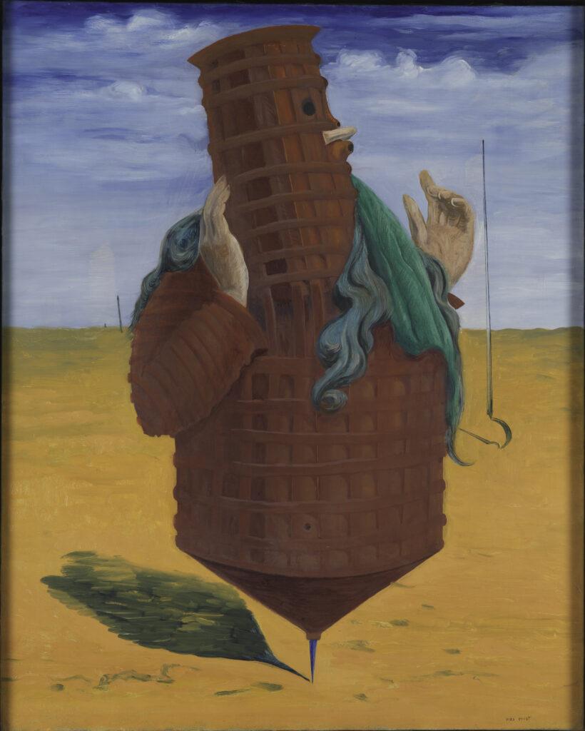 Max Ernst, Ubu Imperator,1923