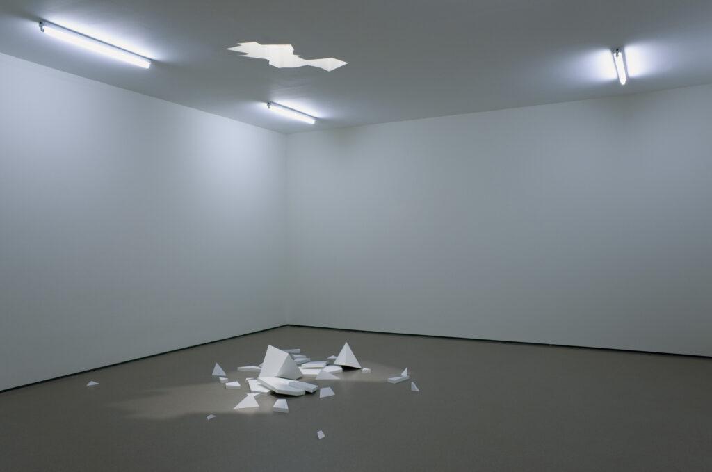 Monika Sosnowska, Rubble, 2008