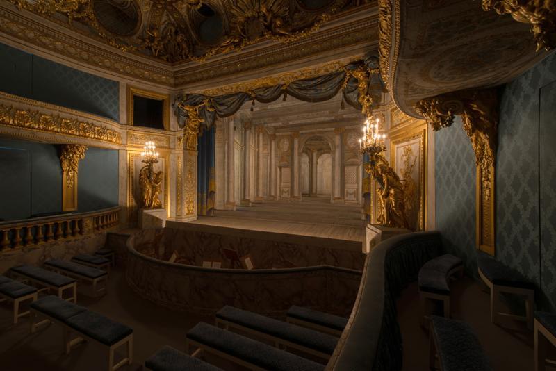 Théâtre de la Reine, Versailles