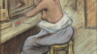 84 - Henri Gabriel Ibels (1867- 1936), Mensonge, vers 1895 - Copy