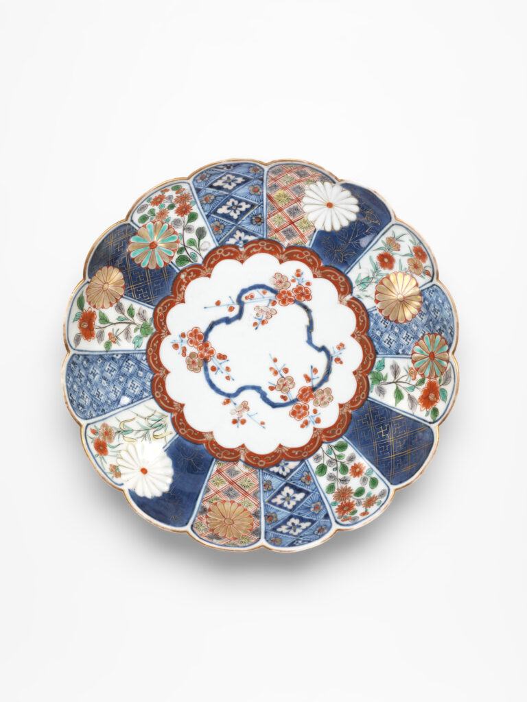 Assiette, Arita (Japon), 1670-1730