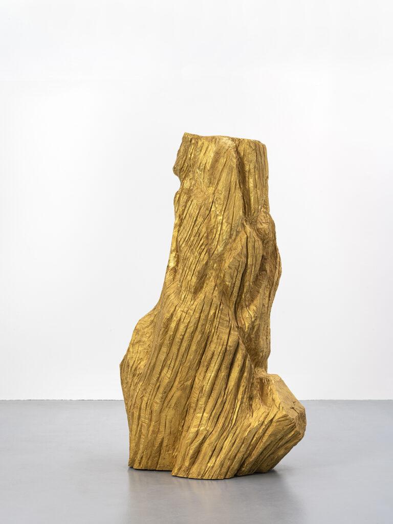 David Nash, Golden Bough, 2014-2018
