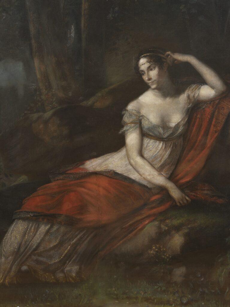 Pierre-Paul Prud'hon, Portrait de l'impératrice Joséphine