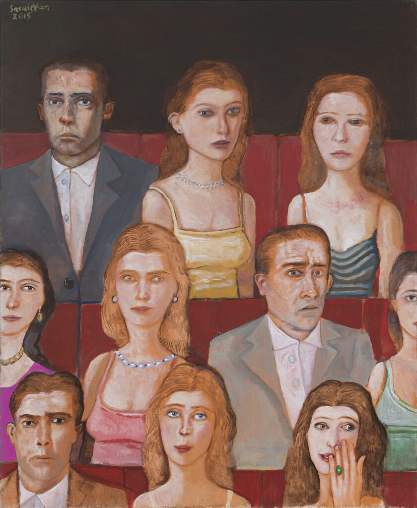 Edouard Sacaillan, Les invités, 2015