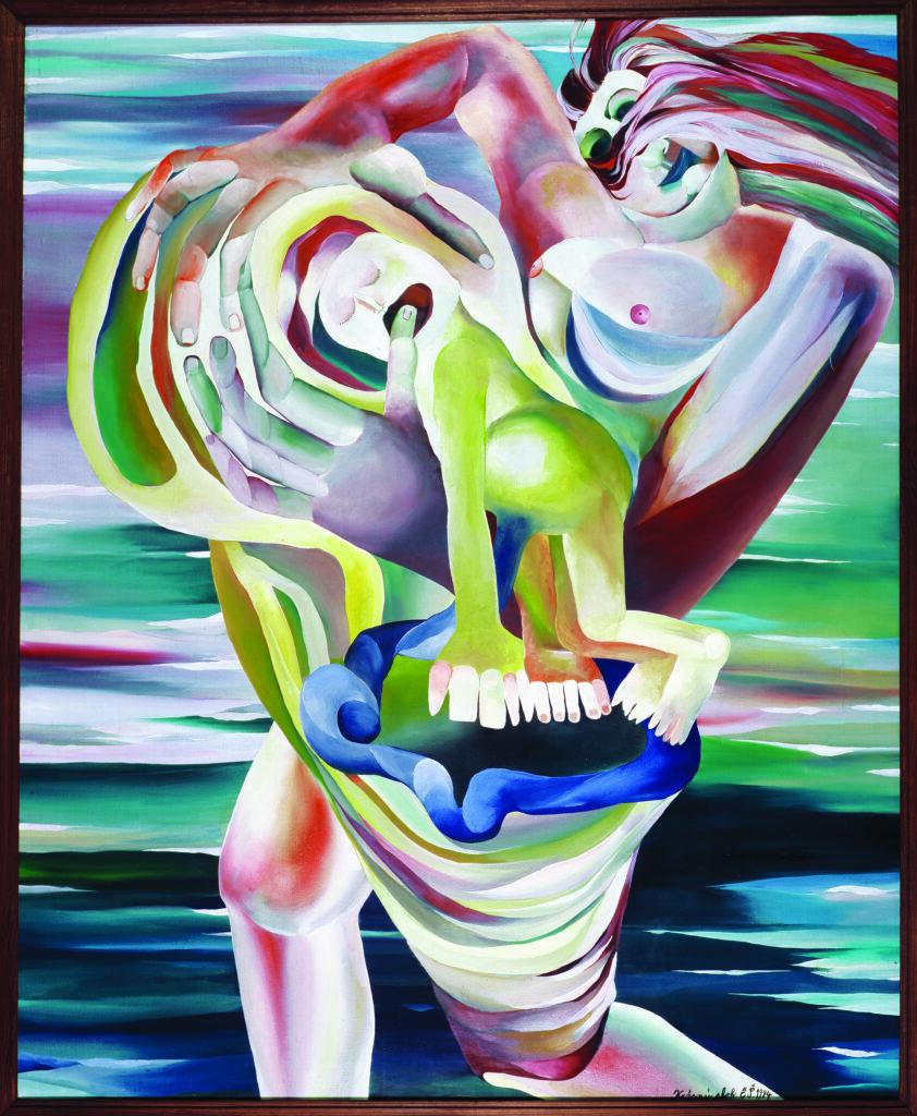 Eva Svankmajer, Taste (Allegory), 2004