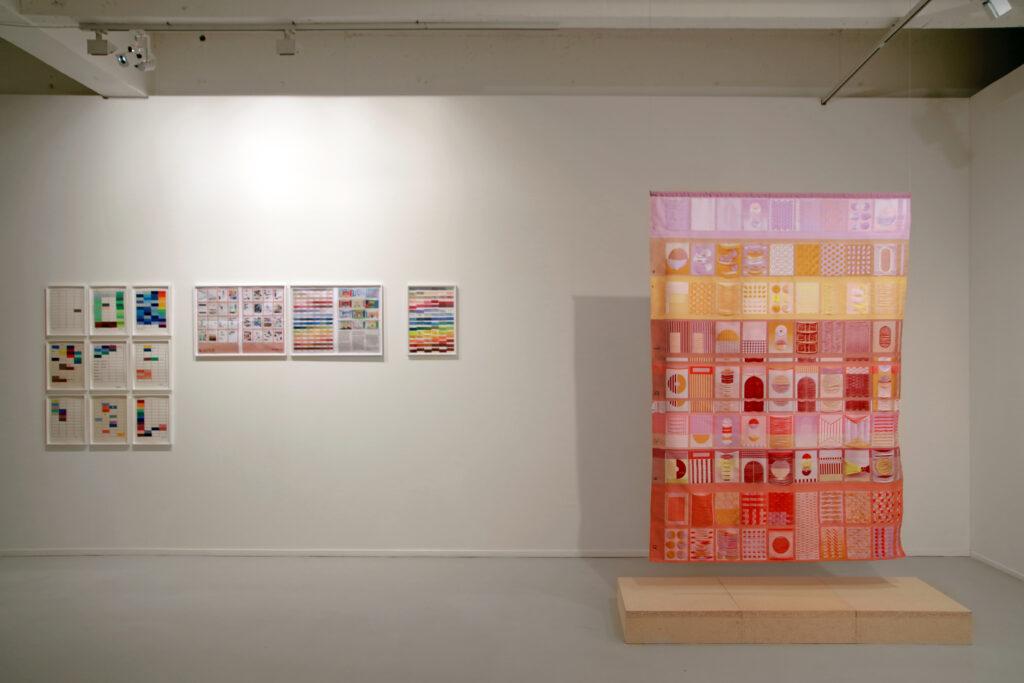 Vue de l'exposition Colors, Tripostal de Lille (3)