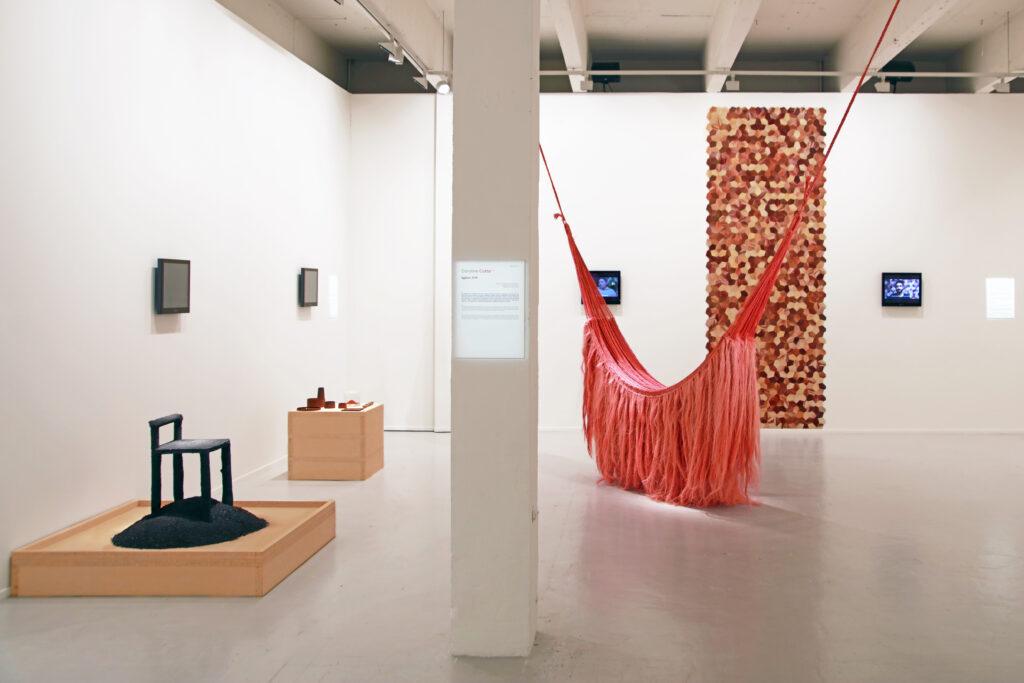 Vue de l'exposition Colors, Tripostal de Lille (4)