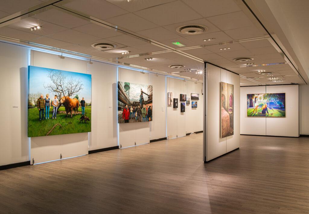 Exposition Histoire en peintures au Château du Val Fleury (5)