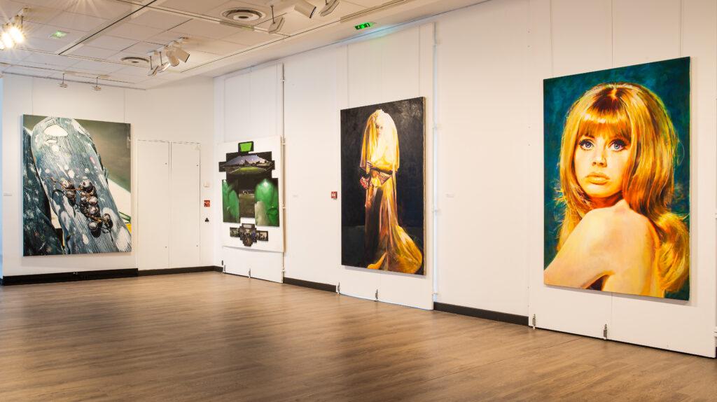 Exposition Histoire en peintures au Château du Val Fleury (8)