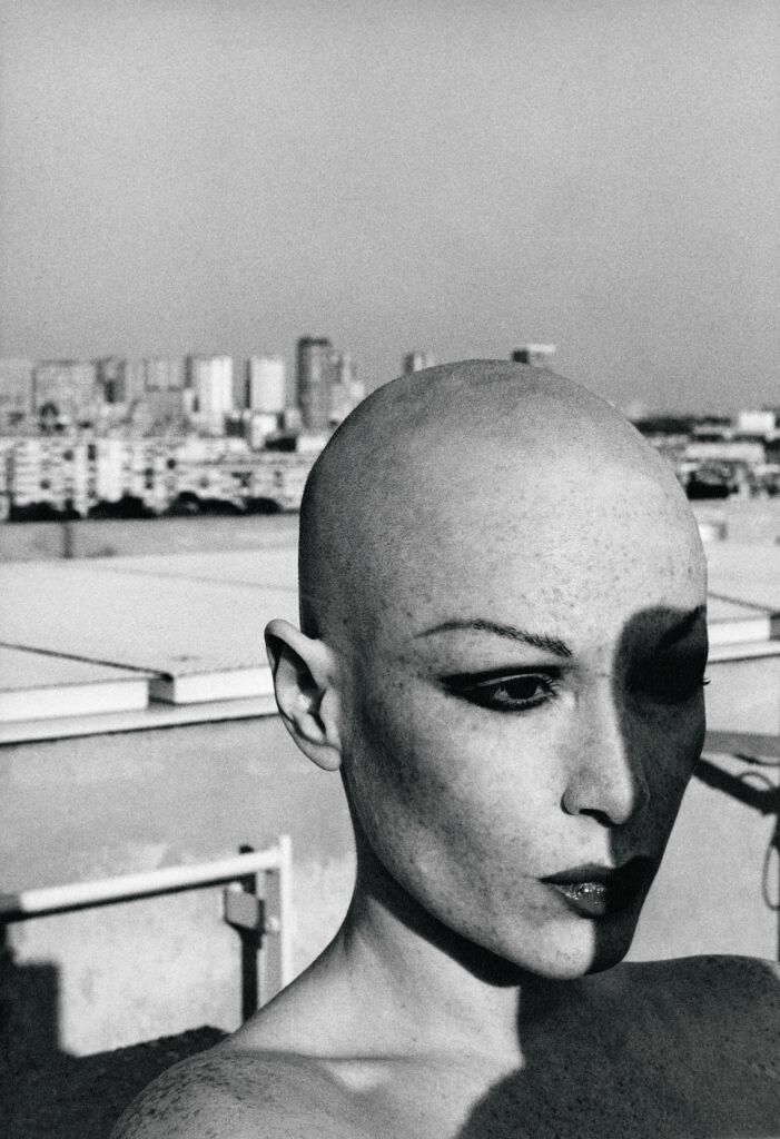 Manon, La dame au crâne rasé , 1977-78