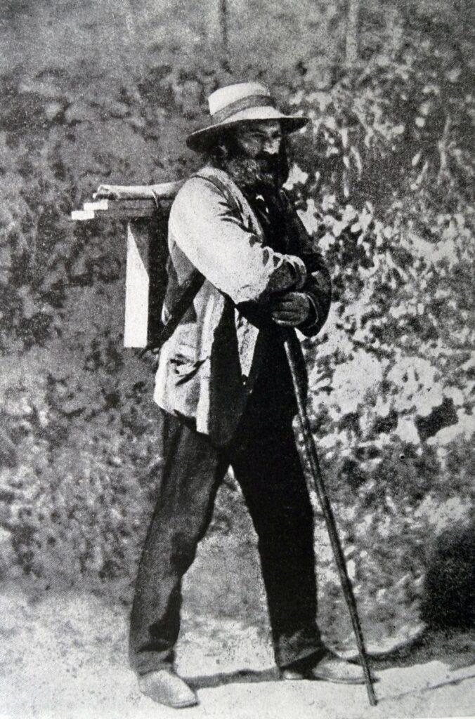Portrait de Paul Cézanne, vers 1877