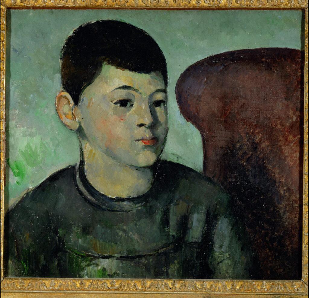 Paul Cézanne, Fils de l'artiste, vers 1883-1885