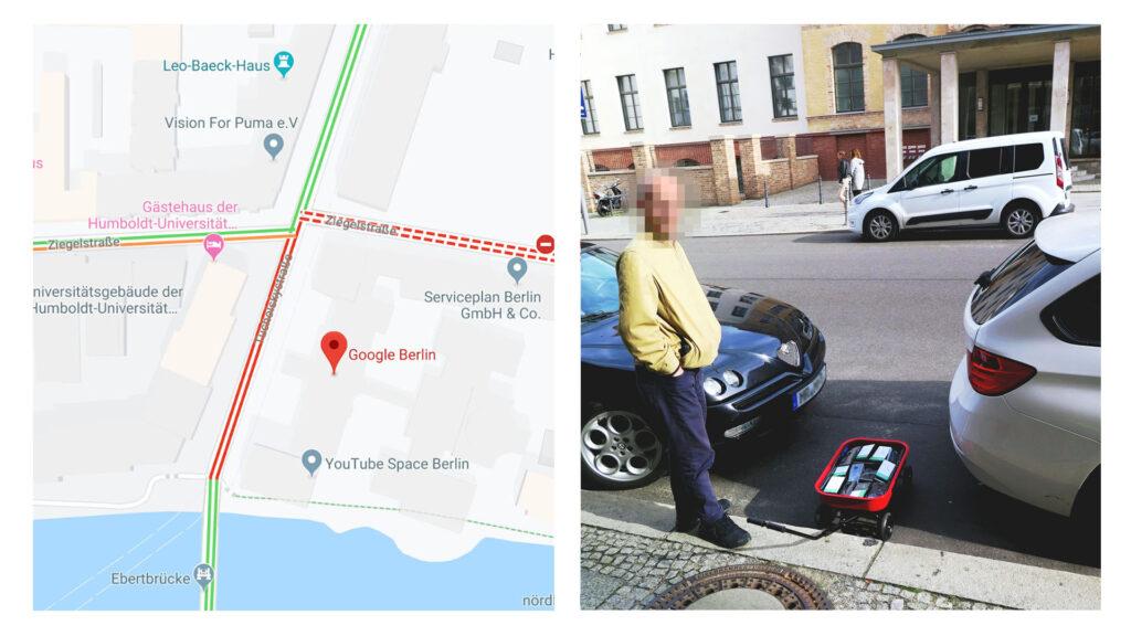 Simon WeckertGoogle Maps Hacks, 2020