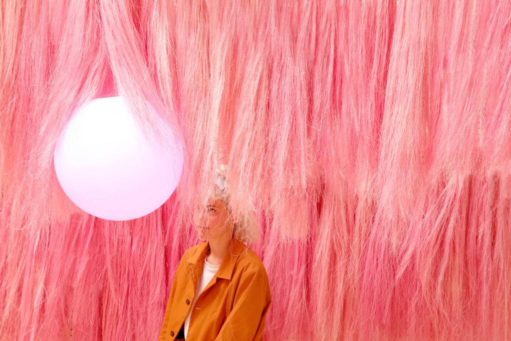 Fernando Laposse, Miami Pink