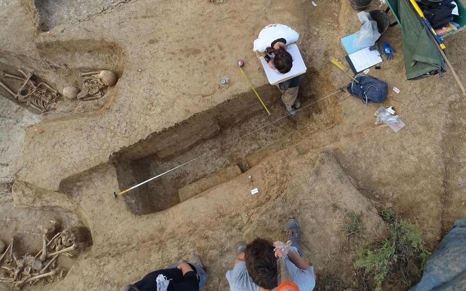 Fouilles archéologiques de Tremblay-en-France