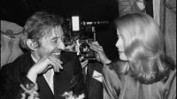 Gainsbourg toujours 30 ans, Galerie Hegoa, Bruno Mouron et Pascal Rostain- Gainsbourg et Deneuve chez Régine - 1980