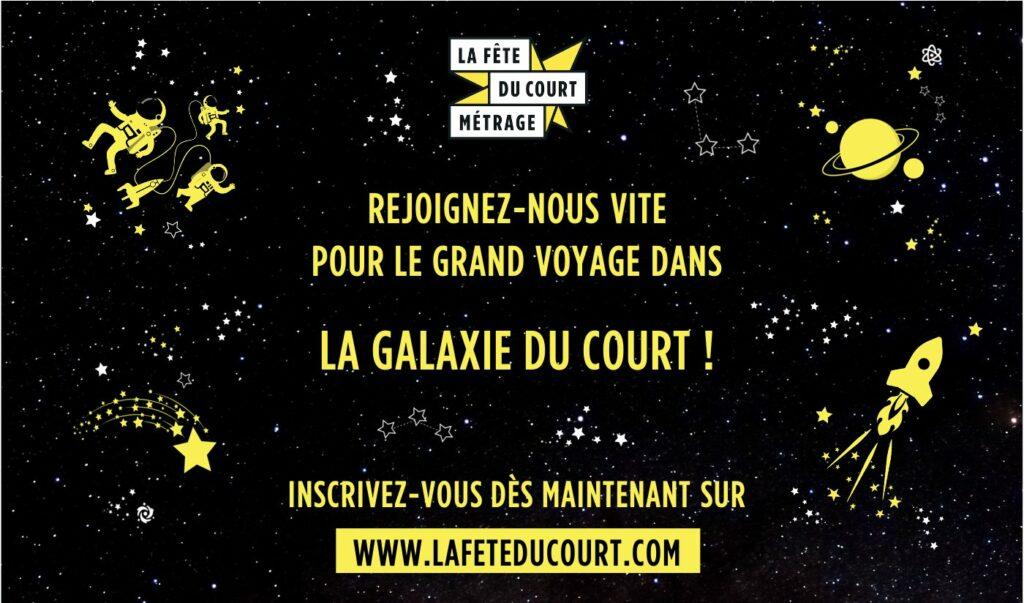Galaxie du court-métrage, Fête du court-métrage 2021