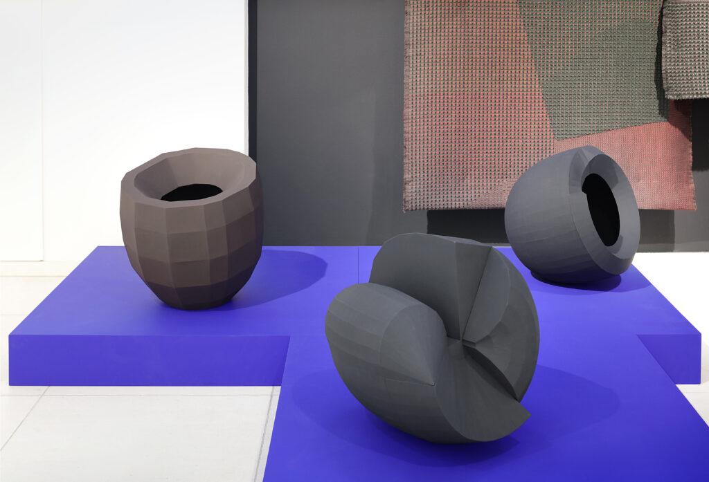 Hella Jongerius, Colorful Black Installation
