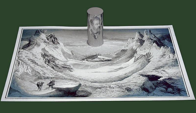 Istvan Orosz, Anamorphose