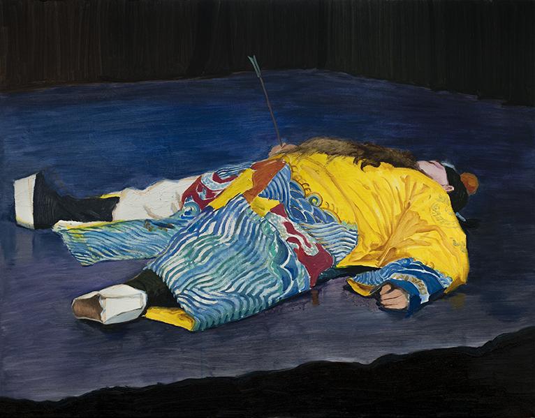 Mort de Macbeth, LIn Wenjie, 2018