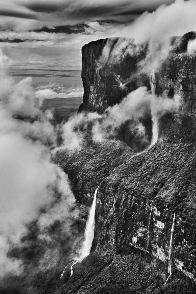 Sebastiao Salgado,Mont Roraima (État de Roraima, Brésil) 2018