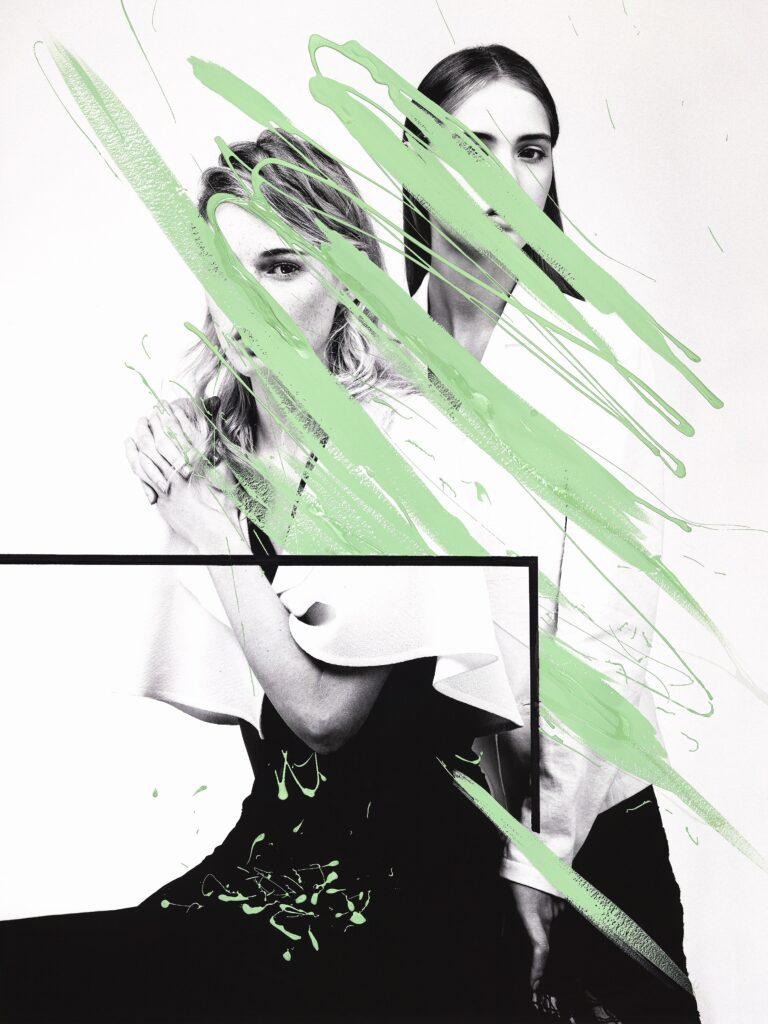 Guerin x K, Vert duo