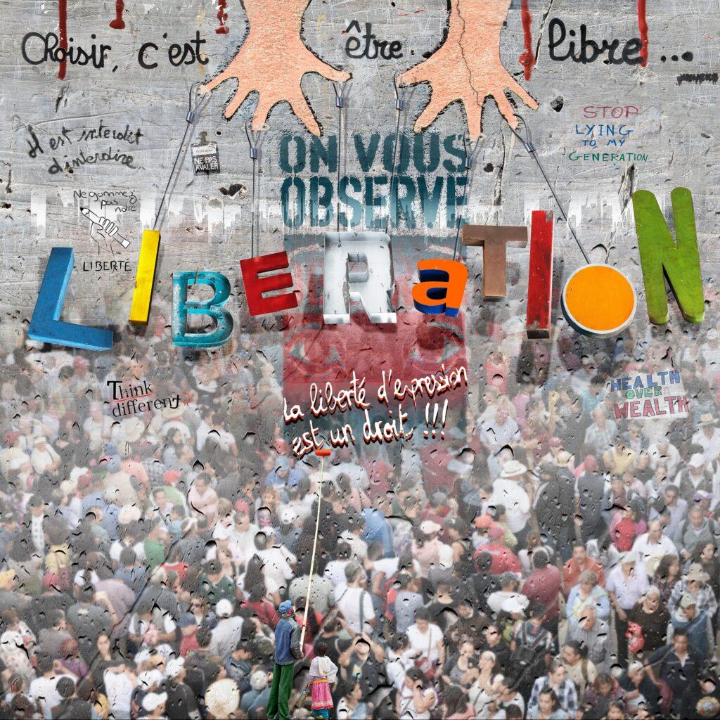 Marie Laure VAREILLES, Liberation
