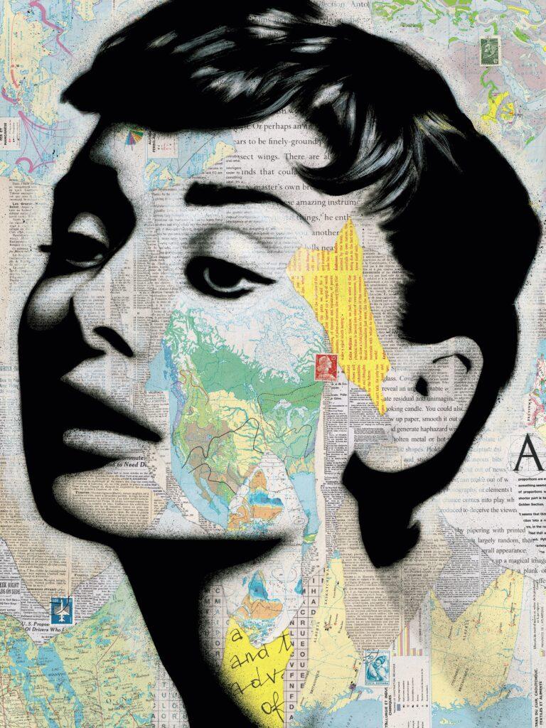 Andre MONET, Audrey