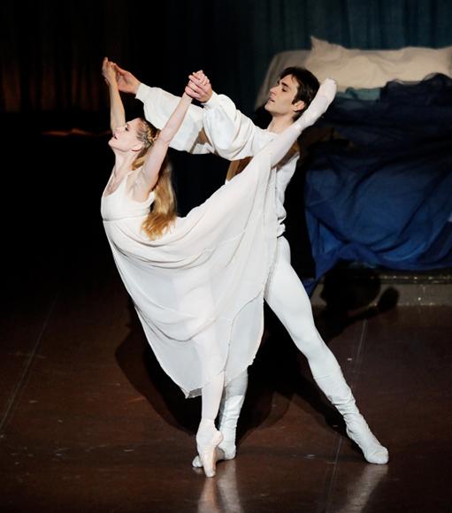 Roméo et Juliette de John Cranko