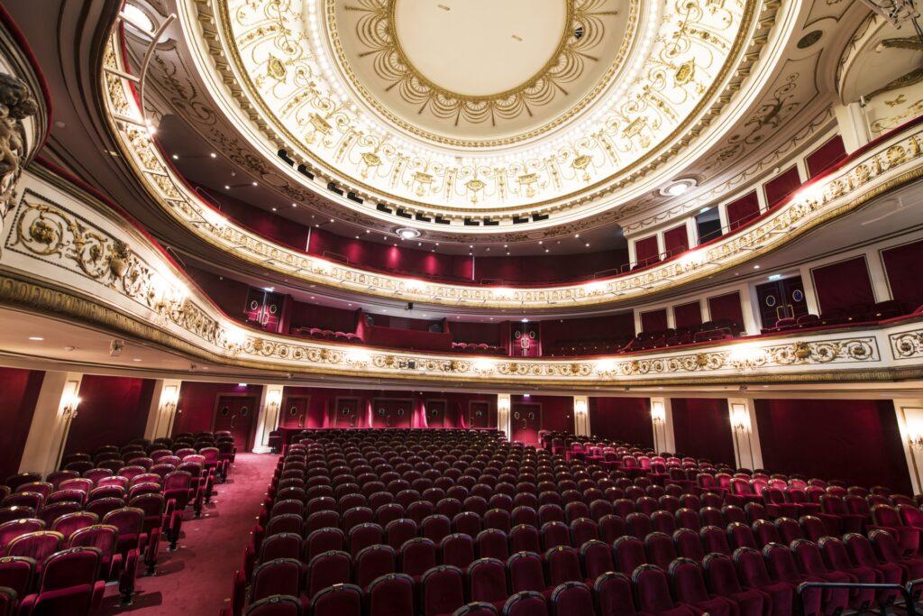 Salle Richelieu, Comédie-Française