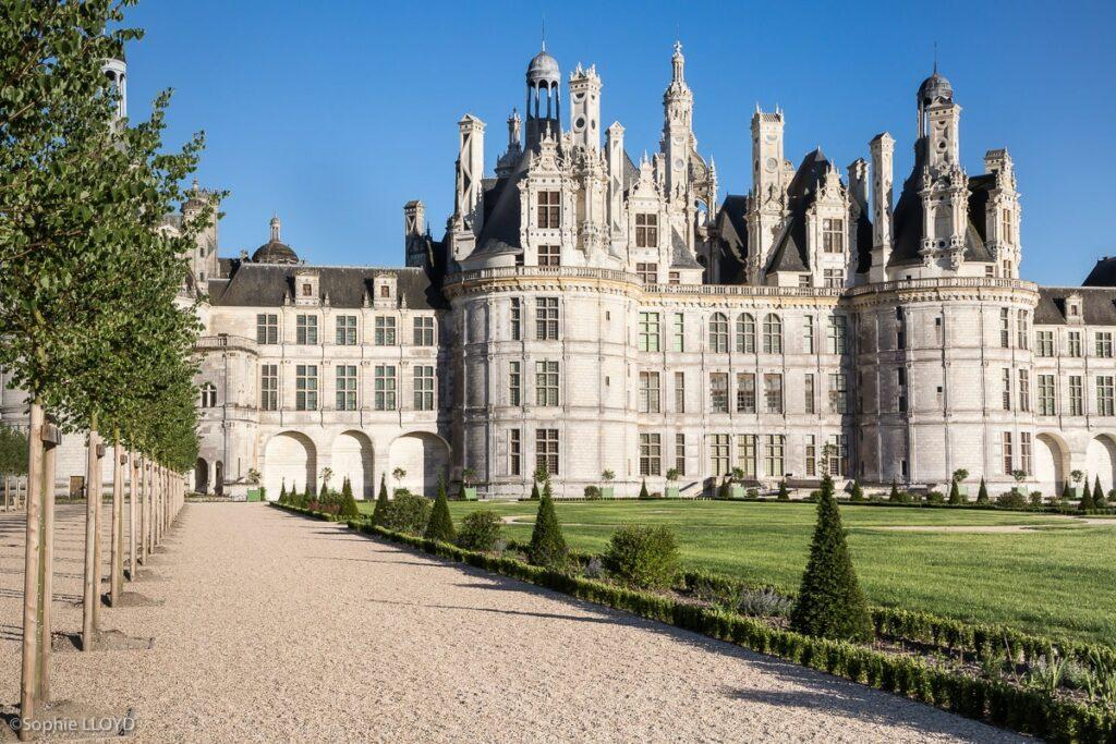 Exposition Arborescences, Chateau de Chambord, Domaine national de Chambord, Sophie-Lloyd