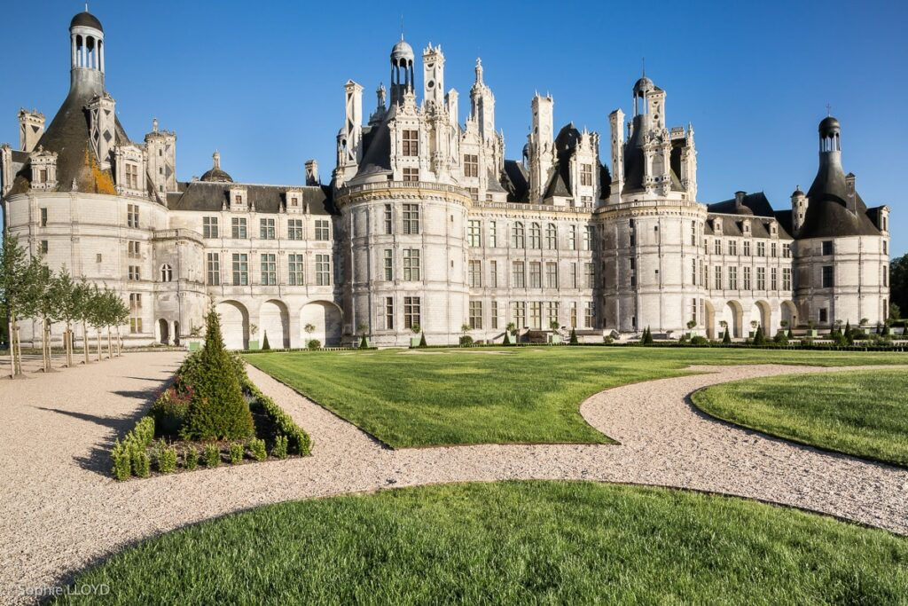 Exposition Arborescences, Chateau de Chambord, Domaine national de Chambord, Sophie Lloyd
