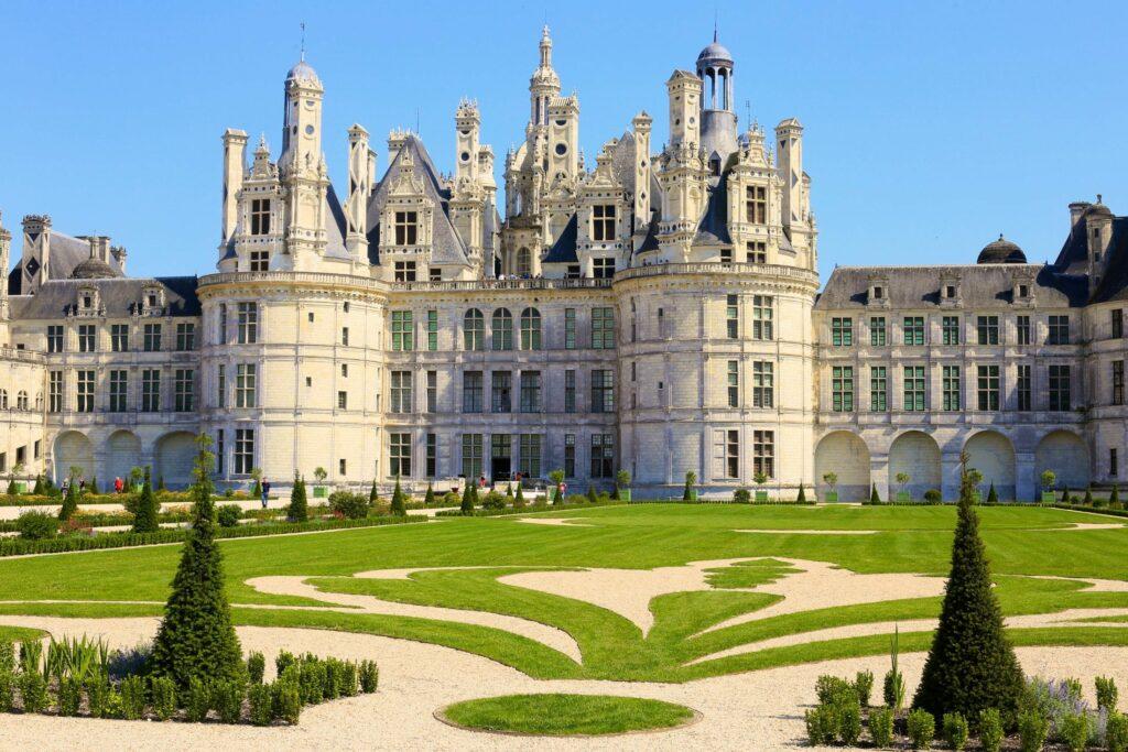 Exposition Arborescences, Chateau de Chambord, Jardins à la française Chambord, Ludovic Letot