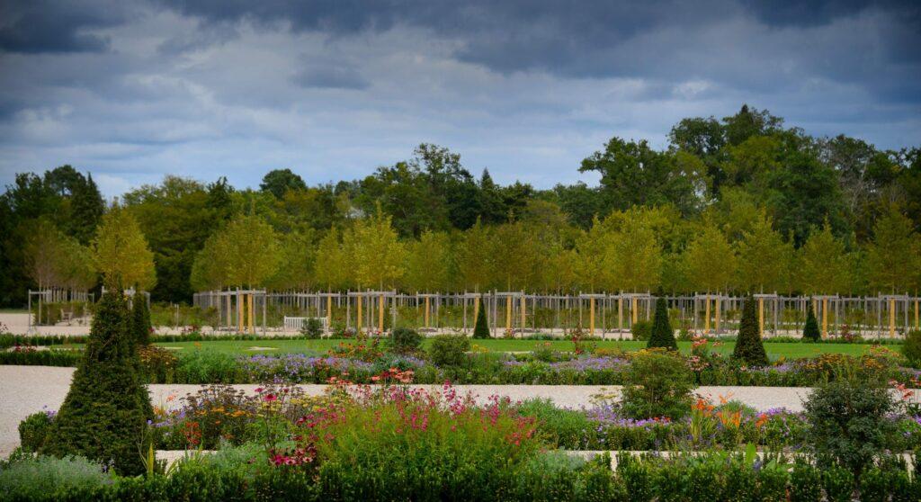 Jardins en fleur Chambord, Leonard de Serres