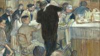 Henri de Toulouse-Lautrec, Une opération par le Docteur Péan à l'Hôpital International © Artcurial