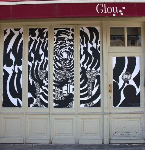 Glou, Theo Haggai