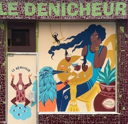 Le Dénicheur, Claire Courdavaut