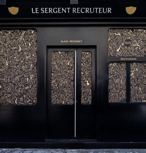 Le Sergent Recruteur, Alexandre Beretta