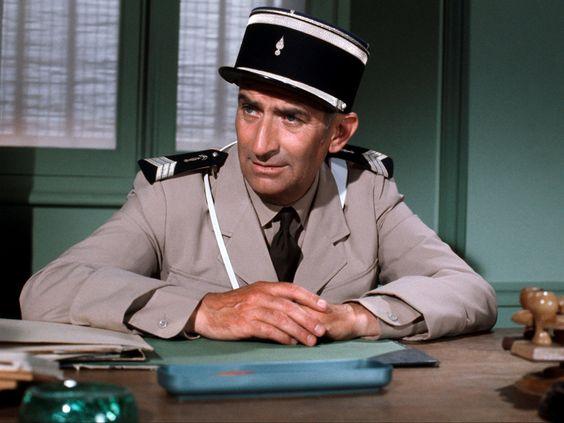 Louis de Funès, Le Gendarme de Saint-Tropez, 1964