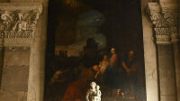 May de Notre-Dame de Paris disparu, église de Gisors