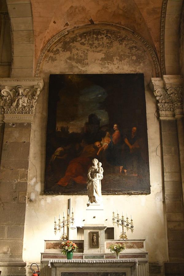 May disparu de Notre-Dame de Paris et retrouvé dans l'église de Gisors (Rhône)