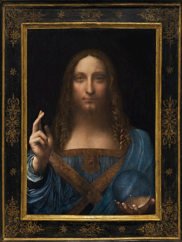 Salvator Mundi de Léonard de Vinci (ou pas)