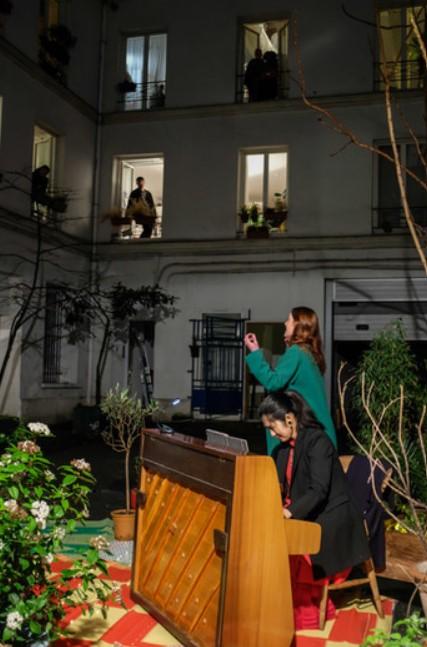 Un concert sous vos fenêtres (L'air à la lune - Dvorak)