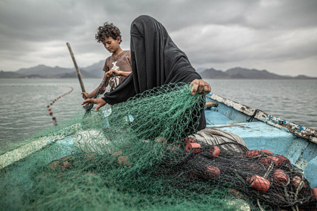Pablo Tosco, Yemen: Hunger, Another War Wound, 2020